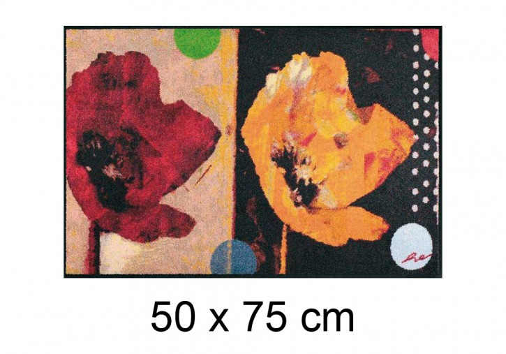 Anna´s Mohn <br> City Chic <br> by Anna Flores <br> 50 x 75 cm
