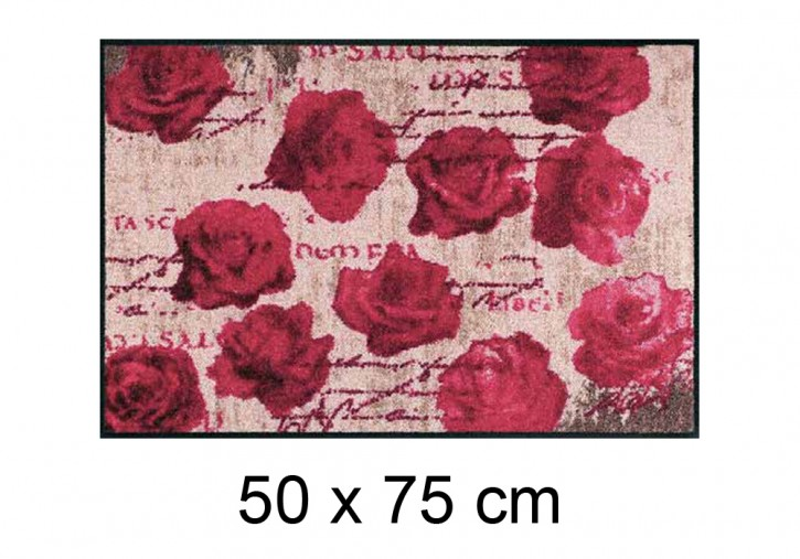 Scent of Roses <br> City Chic <br> by Anna Flores <br> 50 x 75 cm
